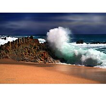 Cabo Surf Photographic Print