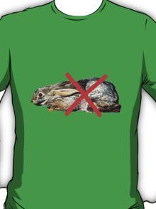 NO RABBIT BUNNY  T-Shirt