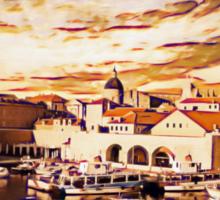 Dubrovnik I Sticker