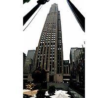 30 Rockefeller Center Photographic Print