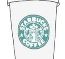 Starbucks Queen Sticker
