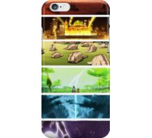 Korra Spirits iPhone Case/Skin