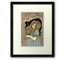 Only a Few Find the Way Framed Print