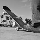 Skateboard by Georgemstadler