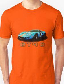 GT40 - Le Mans Unisex T-Shirt