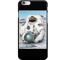 Astro Penguin iPhone Case/Skin