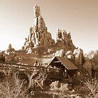 Big Thunder Mountain Railroad by Anita Kovacevic