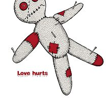 Love hurts by Eugenia Hauss