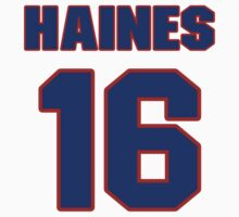 National baseball player Jesse Haines jersey 16 by imsport