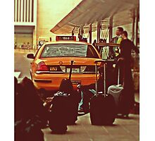 New York taxi by bano90