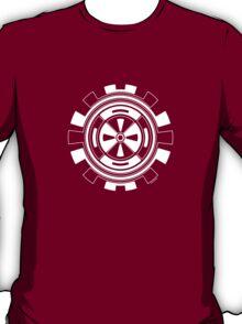 Mandala 11 Simply White T-Shirt