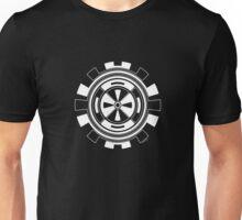 Mandala 11 Simply White Unisex T-Shirt