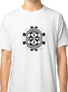 Mandala 11 Back In Black Classic T-Shirt