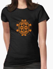 Mandala 11 Vitamin C Womens Fitted T-Shirt
