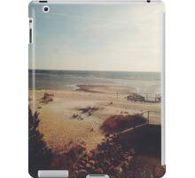 Connecticut Coast iPad Case/Skin