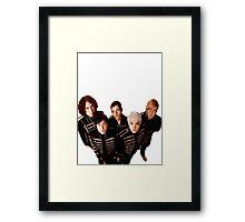 My Chemical Romance - The Black Parade Framed Print