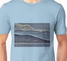 The West Coast of Rhodes Unisex T-Shirt