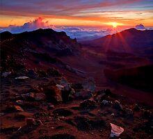 Alien Sunrise by DawsonImages