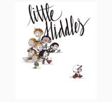 Little Hiddes Title Art Kids Clothes