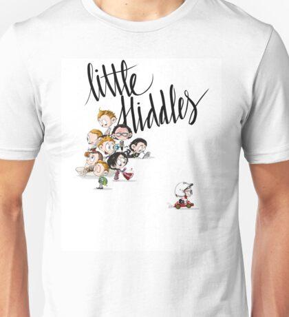 Little Hiddes Title Art Unisex T-Shirt