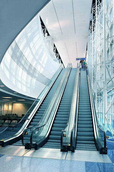 DFW Airport by Christophe Testi