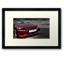 Bring the Thunder Framed Print
