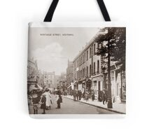 Ref: 68 - Montague Street, Worthing, West Sussex. Tote Bag