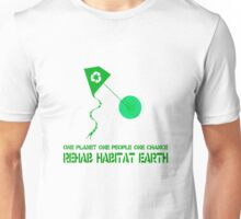 Rehab Habitat Earth T-Shirt