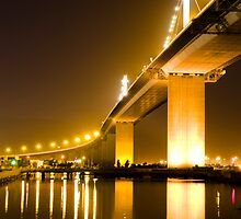 Westgate Bridge 1 by Dave English