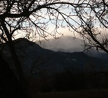 A Peek at the Peak....Colorado Springs by dfrahm