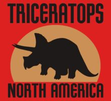 Triceratops by IMPACTEES
