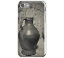 Antique Wine Jug iPhone Case/Skin