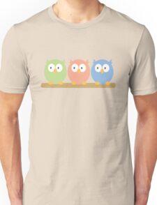 three owls Unisex T-Shirt