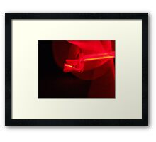 Sabers Journey Framed Print