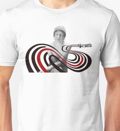 Elliott Smith Figure 8 Mural Unisex T-Shirt