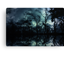 Forbidden Forest Canvas Print