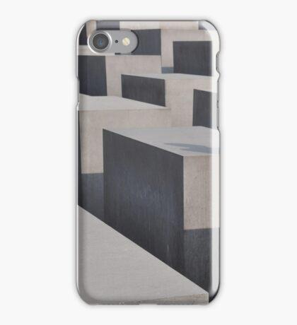 Berlin Memorial iPhone Case/Skin