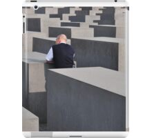 Berlin Memorial iPad Case/Skin