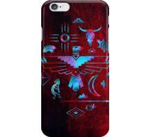 Native American Symbols iPhone Case/Skin