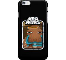 MiniWars: Scum Carded iPhone Case/Skin