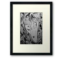 Women Framed Print