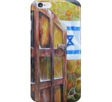 Peace Love Happiness iPhone Case/Skin
