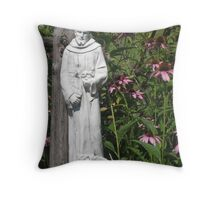 St. Francis  Throw Pillow