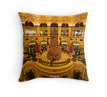 The Casino Royale of the Orient Throw Pillow