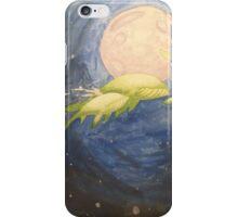 Dream whales iPhone Case/Skin