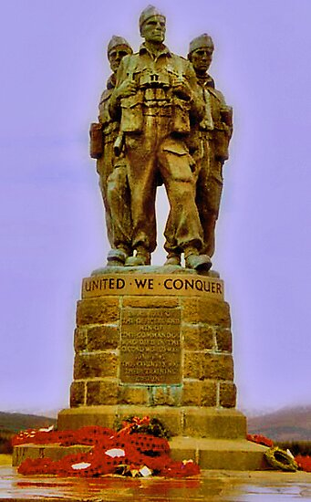 United We Conquer by Fiona MacNab
