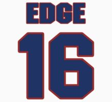 National baseball player Butch Edge jersey 16 by imsport