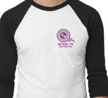 WipEout - Team Qirex Men's Baseball ¾ T-Shirt