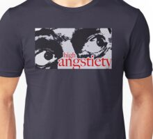 Angstiety  - Apocalypse Approaching logo Unisex T-Shirt