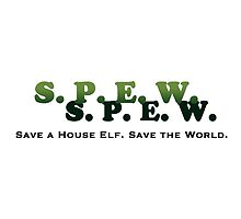 SPEW - Save a House Elf Save the World by jezebel521